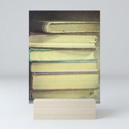 Yesterday's Stories Mini Art Print