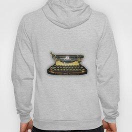 corona vintage typewriter Hoody