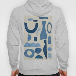 Abstract Shapes 38 Hoody
