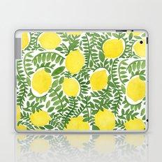 The Fresh Lemon Laptop & iPad Skin