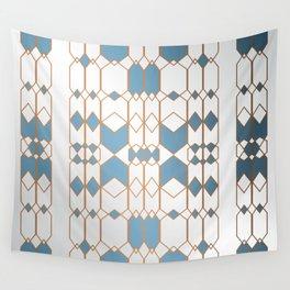 Patternbronze #1 Wall Tapestry