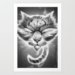 Kwietosh (9) Art Print
