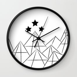 Welcome to the Night Court | Acomaf Wall Clock