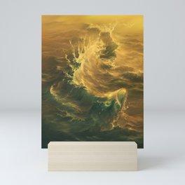 Wild Water Mini Art Print