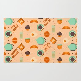 Most Important Meal Rug