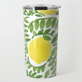 The Fresh Lemon Travel Mug