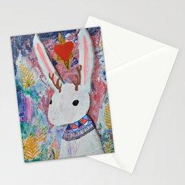 Mystic Jackalope Stationery Cards