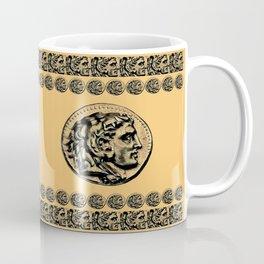 Hercules the GOAT Hero Coffee Mug