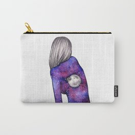 Every person is a world III Carry-All Pouch