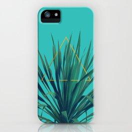 Geometric Fountain iPhone Case