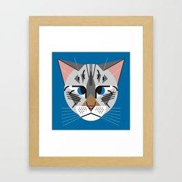 Calvin Harper Framed Art Print