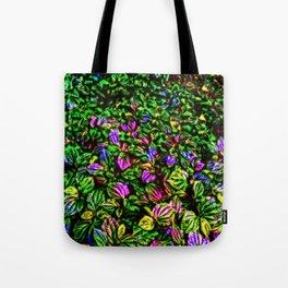 Foliage Daylight Tote Bag