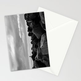 Morro Bay Black & White Stationery Cards