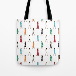 Royal Style Figures Tote Bag