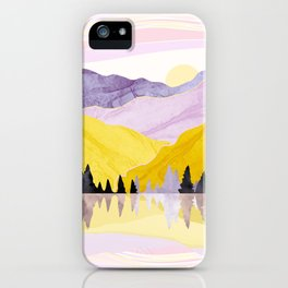 Spring Lake iPhone Case