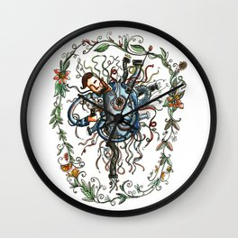 Off-line of Real World Wall Clock
