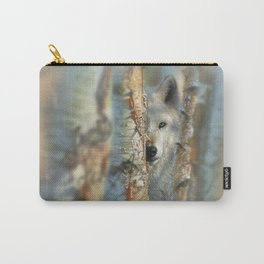 White Wolf - Focused Carry-All Pouch