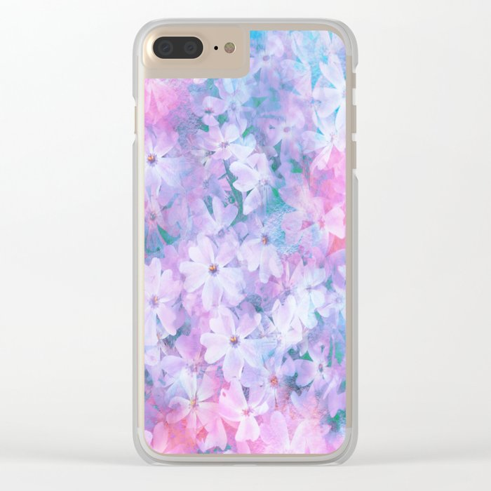 Spring is in the Air 2 Clear iPhone Case