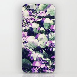 YOU SAID NO VIOLETS iPhone Skin