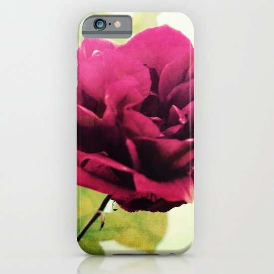 January Rose iPhone & iPod Case