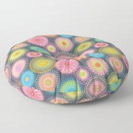 SpiroSuperNova Floor Pillow