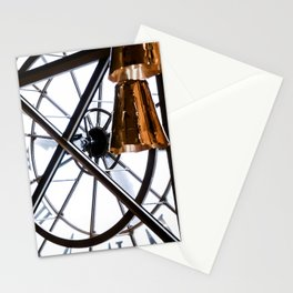 The inside bells Stationery Cards