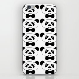 pandas iPhone Skin