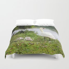 Mama and Babies Duvet Cover