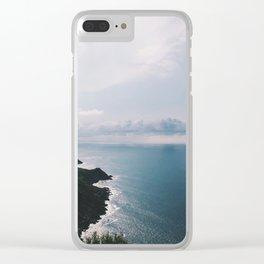 Donostia / San Sebastián Coast, Spain Clear iPhone Case