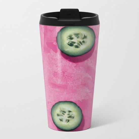 fruit 8 Metal Travel Mug