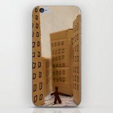 Urban life neurosis iPhone & iPod Skin