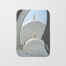 Grand Mosque Abu Dhabi Bath Mat