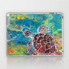 Sea Turtle Dream Laptop & iPad Skin