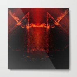 Sacred Fire Metal Print