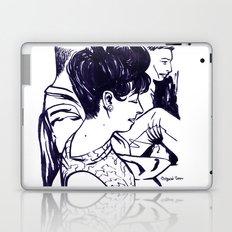 Lady in waiting.  Laptop & iPad Skin