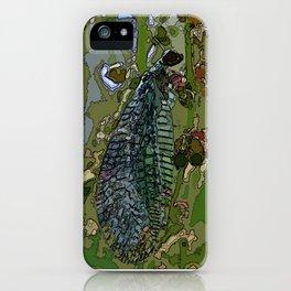 Damsel Fly iPhone Case