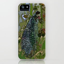 Damsel Fly iPhone Case