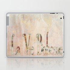 La Vie Boheme Laptop & iPad Skin