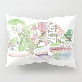 River House Pillow Sham