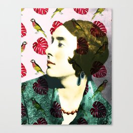 Vita Sackville Canvas Print