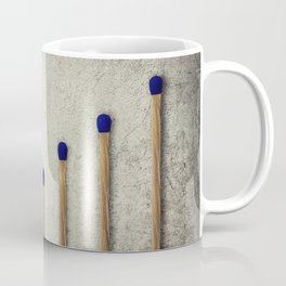 whole matches stairsteps Coffee Mug