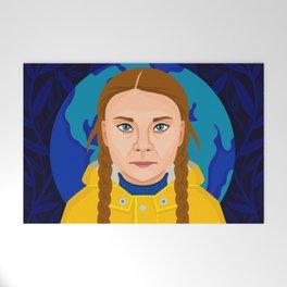 Greta Thunberg Welcome Mat