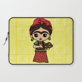 Painting Reality Laptop Sleeve