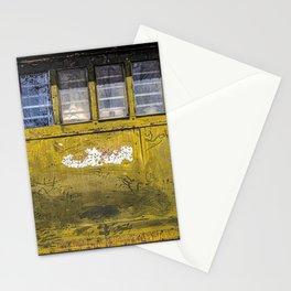 Box Car Stationery Cards
