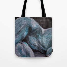 goodnight moonlight lady Tote Bag