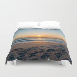 Canaveral Sunrise Duvet Cover