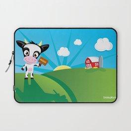 CowMoo Laptop Sleeve