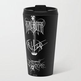 The Best Ever Death Metal Bands Out Of Denton Travel Mug