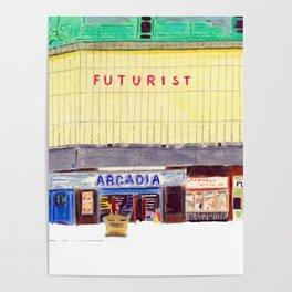 THE FUTURIST Poster
