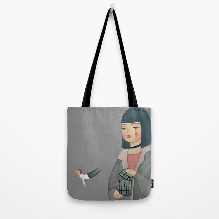 Hard to Let Go Tote Bag
